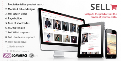 Download – Sell v1.4.1 – Responsive eCommerce WordPress Theme – ThemeForest