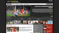 Download – Hot Sportal (new version) – WordPress Theme – HotThemes